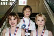 The Year 6 Team progresses to the national Biathlon finals to be held in Bath in February 2009