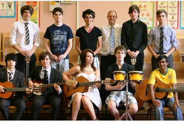 Advanced Guitar Group at Bolton