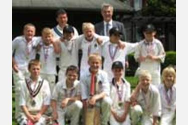 The AJIS Cricket Cup Winners 2008