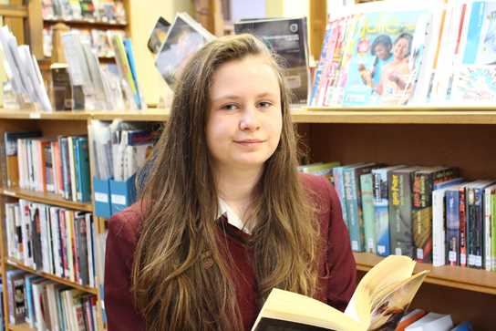 Year 10 pupil Anna jointly won the inaugural Oxford University Spanish Flash Fiction Competition