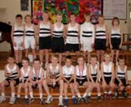 Bolton Primary Schools Cross-Country Champions