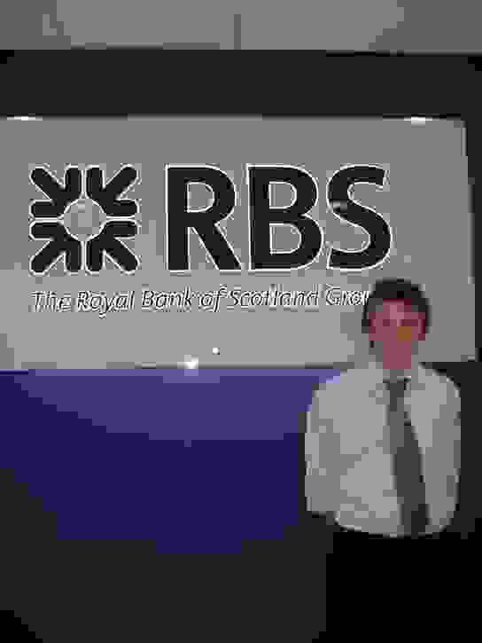 work experience at RBS