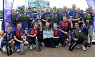 The Nursery Dragon Boat Team