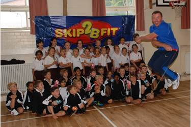 Skip to Be Fit campaign