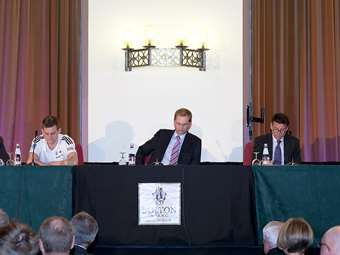 The Panellists 2