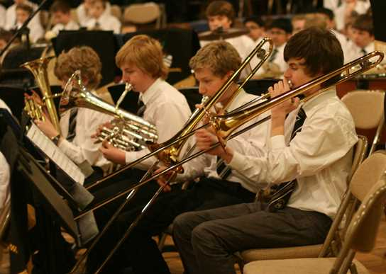 Senior Boys Autumn Concert