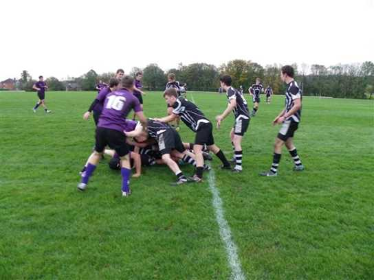 The 1st XV makes the Lancs County Cup Semi-Final