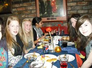 Year 10 students at Viva Espana