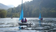 Senior Girls Outdoor Pursuits Sailing
