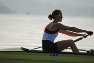 Helen Glover, Olympic and World Champion rower will give the morning