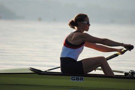Helen Glover, Olympic and World Champion rower will give the morning's keynote speech