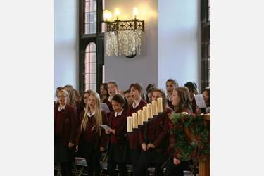 Bolton School choir