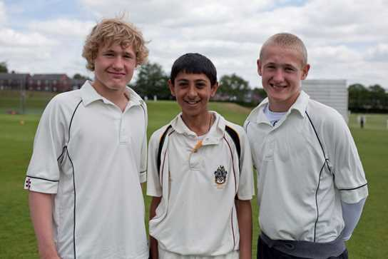 Matthew, Haseeb and Callum