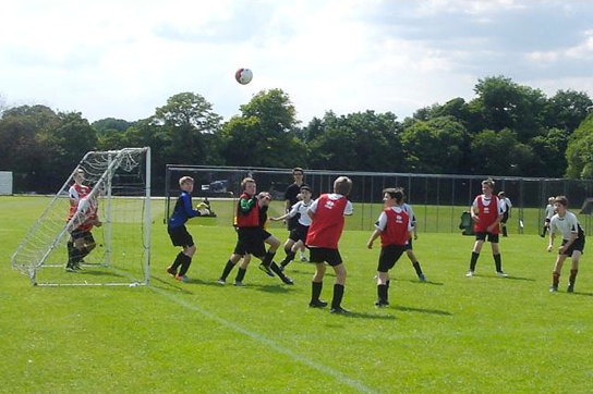 The Year 7 SPACE Fairtrade Football Tournament
