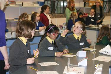 Girls' Science and Maths Day