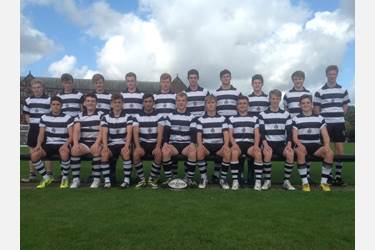 The Bolton School First XV