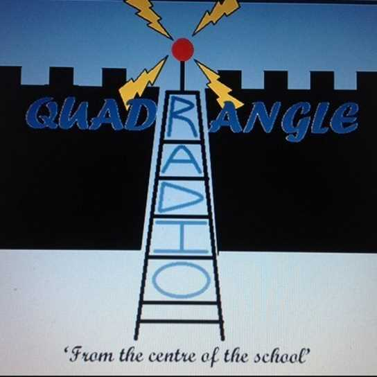 Quadrangle Radio offers podcasts 'from the centre of the school'