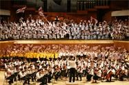 Bolton School performs at Bridgewater Hall