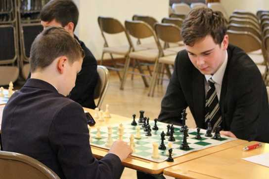 Pupils consider their next moves