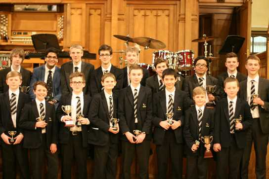 The Young Musician of the Year Category Winners