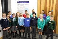 Maths Challenge contestants
