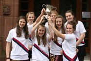 Year 11 Town Athletics Champions