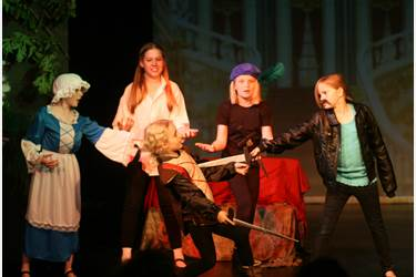 Junior Girls Shakespeare