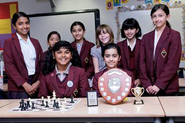 Junior Girls Chess