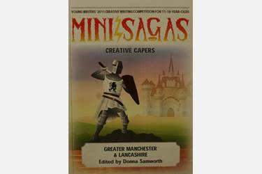 Mini Sagas Creative Capers