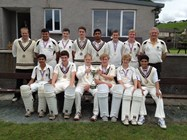 Northern U15 Cricket Champions