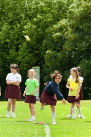 Junior Girls Sports Day