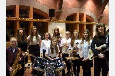 All age groups from Year 7 to Year 13 were represented at the recital