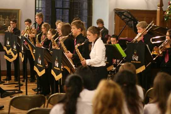 Bolton School Jazz Band