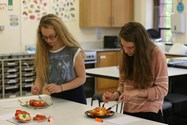 Bolton School Masterchef week 2