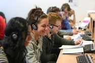 Sixth Form telephone campaign
