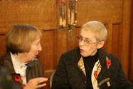 Bolton School Girls Division held an Armistice Assembly joined by thirty Old Girls