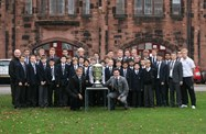 The Rugby League World Cup visited Bolton School