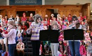 Junior Girls Xmas Concert