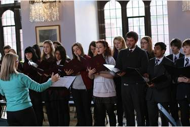 Bolton School Joint Chamber Choir