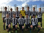 The 1st XI Football Team