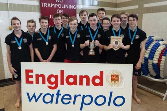 The U16 Team also returned as National Champions