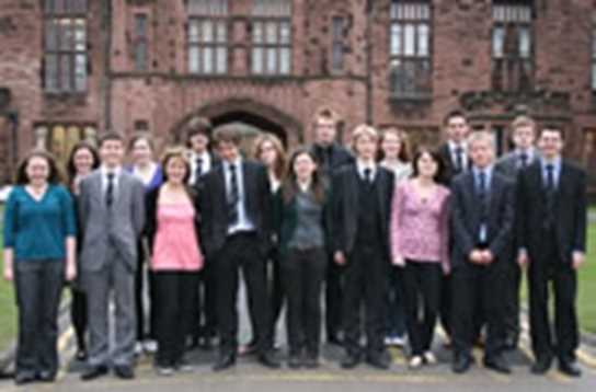 Students celebrate Oxbridge offers for Autumn 2009