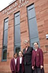 Opening of Junior Girls' New School Hesketh House