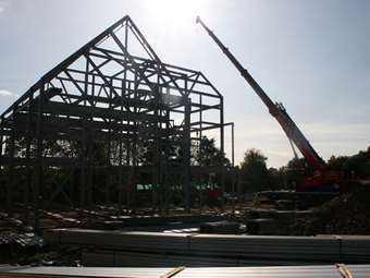 Steel Framework 4 - 5 October 2009