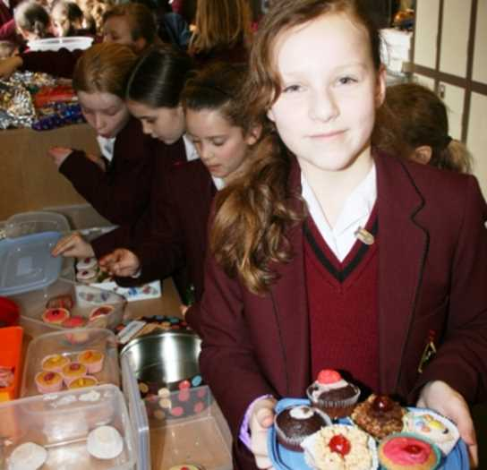 Pupils raise money for local and national charities through a variety of activities