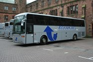 The School has its own fleet of modern coaches which is used by the local community