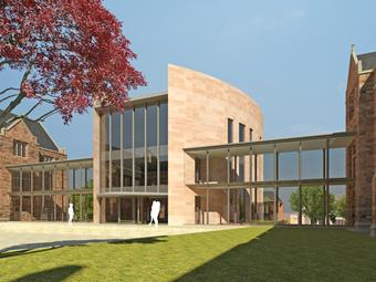 New Sixth Form Centre Build