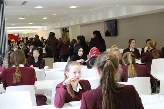Girls Dining Hall