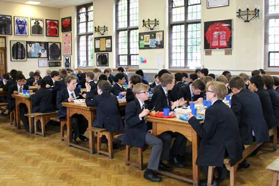 Boys Dining Hall