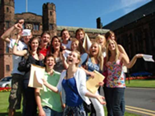 Girls and boys performed equally well in their GCSE results